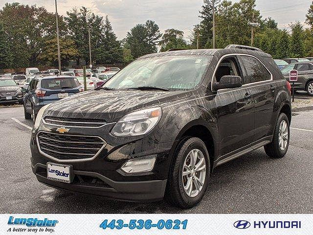 2017 Chevrolet Equinox LT for sale in Owings Mills, MD