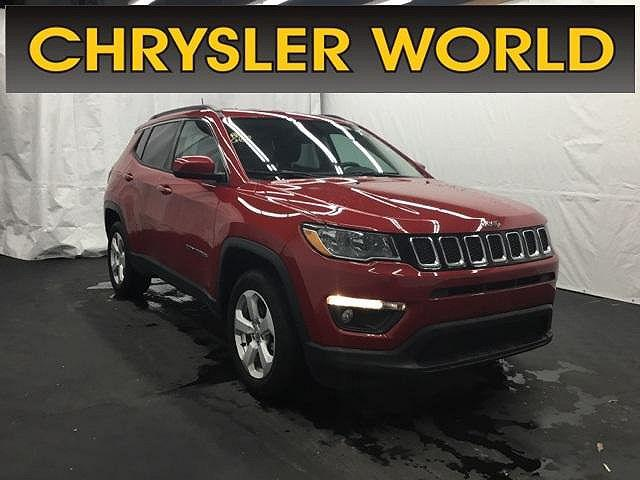 2018 Jeep Compass Latitude for sale in Abrams, WI
