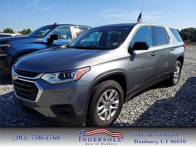 2019 Chevrolet Traverse LS for sale in Danbury, CT