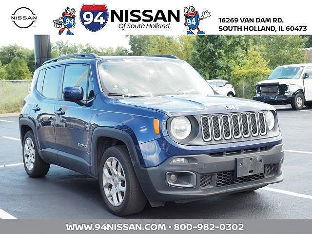 2016 Jeep Renegade Latitude for sale in South Holland, IL