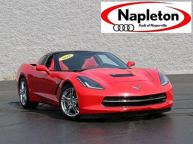 2016 Chevrolet Corvette 1LT for sale in Naperville, IL