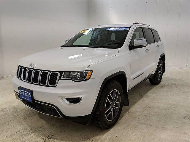 2019 Jeep Grand Cherokee Limited for sale in Alexandria, MN