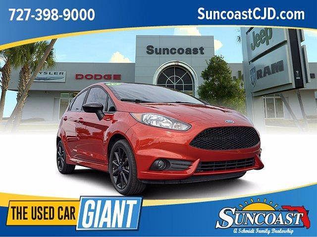 2019 Ford Fiesta ST Line for sale in Seminole, FL