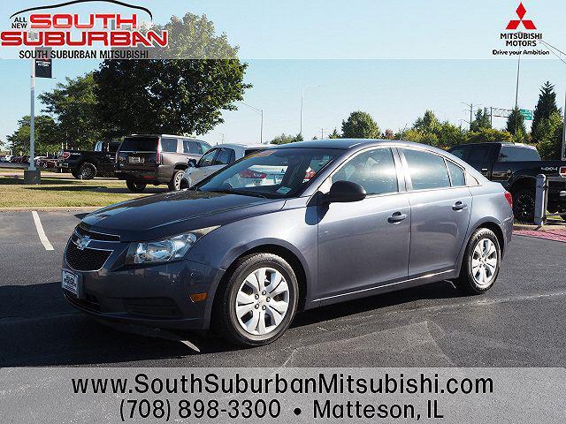 2014 Chevrolet Cruze LS for sale in Matteson, IL