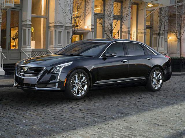 2017 Cadillac CT6 Luxury AWD for sale in Lombard, IL