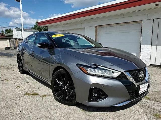 2020 Nissan Maxima SR for sale in Chicago, IL