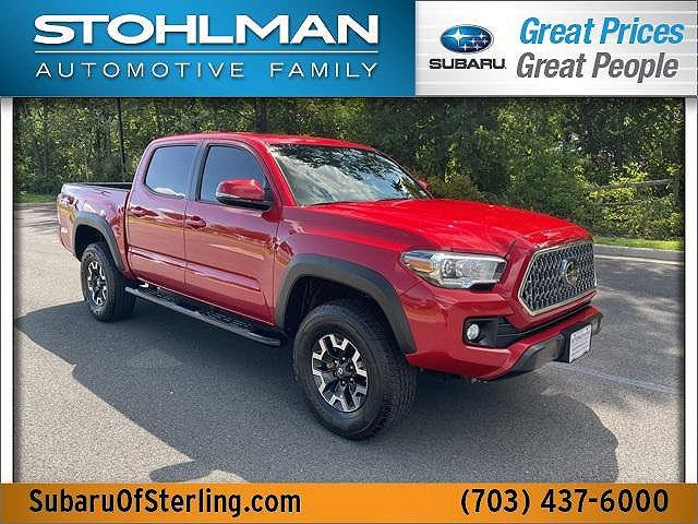 2019 Toyota Tacoma 4WD for sale near Sterling, VA