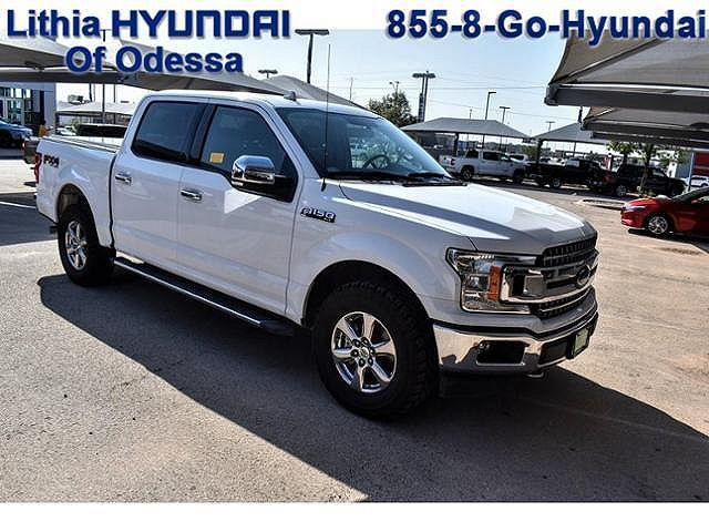 2018 Ford F-150 XLT for sale in Odessa, TX