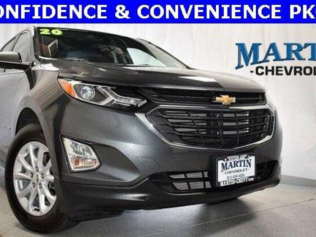 2020 Chevrolet Equinox LT for sale in Crystal Lake, IL