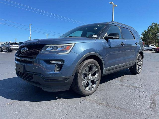2018 Ford Explorer Sport for sale in Schaumburg, IL
