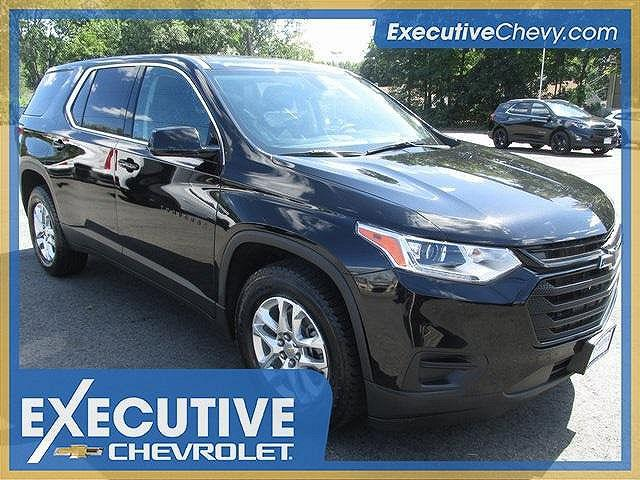 2020 Chevrolet Traverse LS for sale in Wallingford, CT