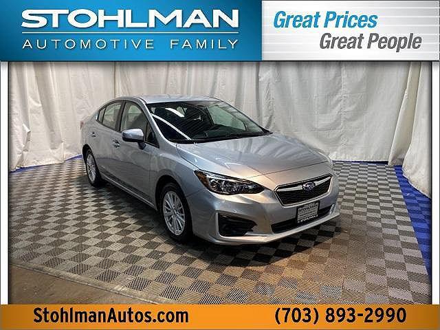 2018 Subaru Impreza Premium for sale in Vienna, VA