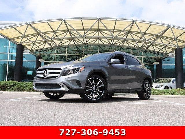 2017 Mercedes-Benz GLA GLA 250 for sale in Clearwater, FL