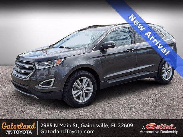 2018 Ford Edge SEL for sale in Gainesville, FL