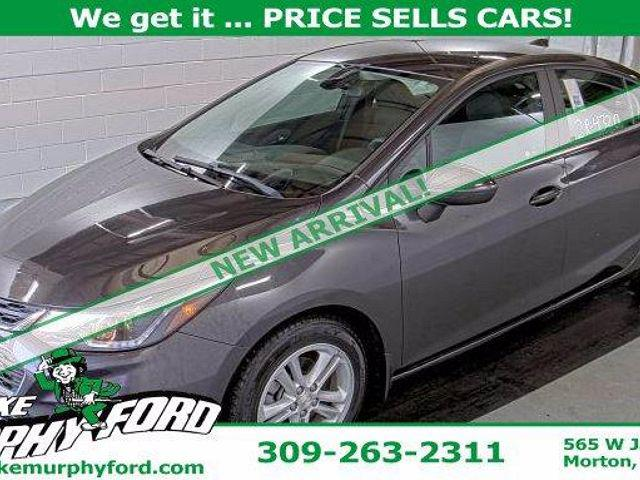 2016 Chevrolet Cruze LT for sale in Morton, IL