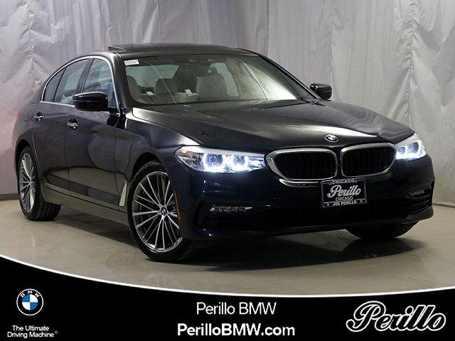 2018 BMW 5 Series 540i xDrive for sale in Chicago, IL