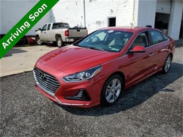 2018 Hyundai Sonata SEL for sale in Lincolnwood, IL