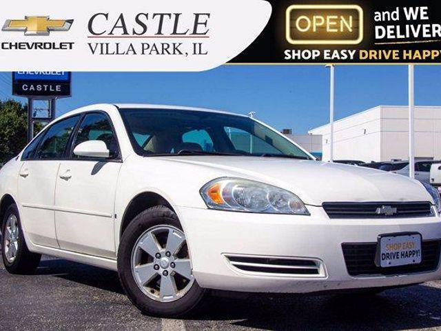 2007 Chevrolet Impala 3.5L LT for sale in Villa Park, IL