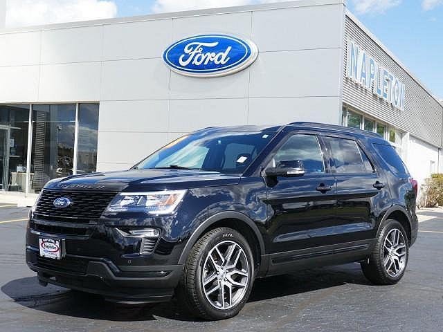 2018 Ford Explorer Sport for sale in Libertyville, IL