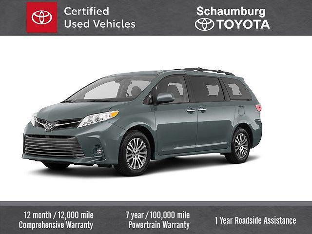 2019 Toyota Sienna XLE for sale in Schaumburg, IL