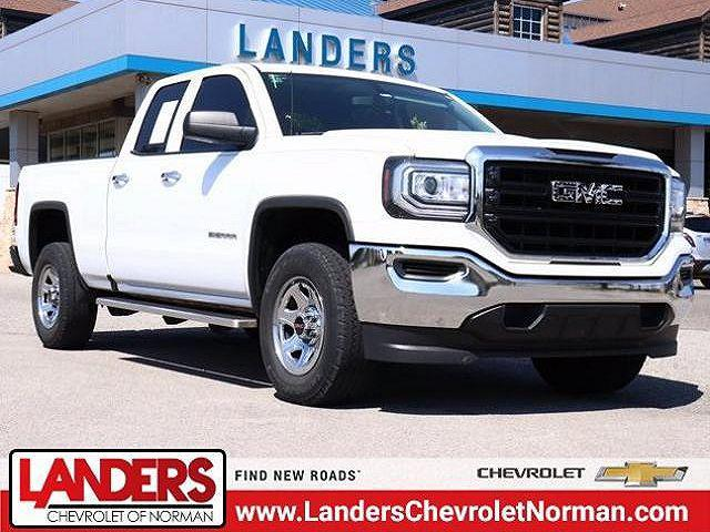 """2018 GMC Sierra 1500 2WD Double Cab 143.5"""" for sale in Norman, OK"""