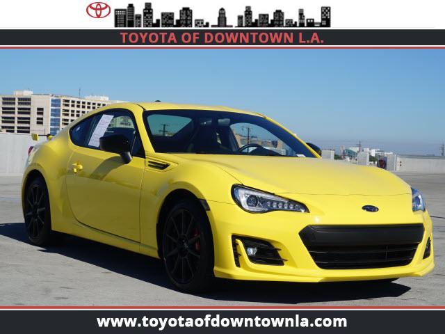 2017 Subaru BRZ Series.Yellow for sale in Los Angeles, CA