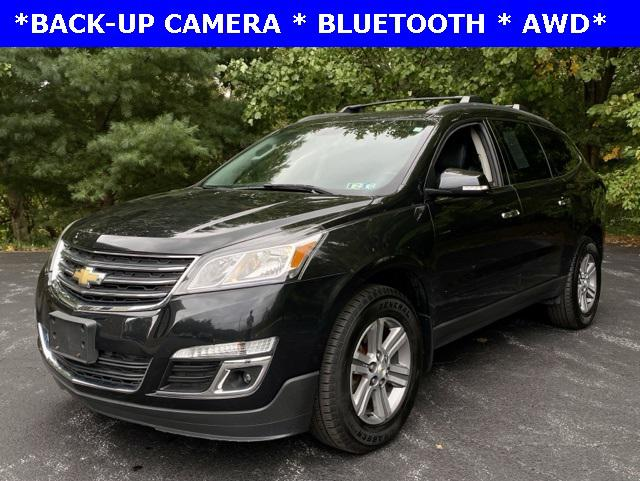 2015 Chevrolet Traverse LT for sale in Manchester, MD