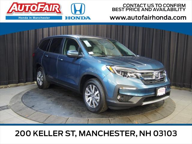 2022 Honda Pilot EX-L for sale in Manchester, NH