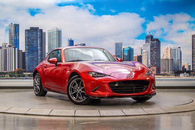 2017 Mazda MX-5 Miata RF Grand Touring for sale in Lake Bluff, IL