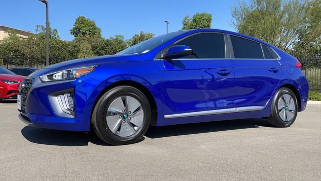 2022 Hyundai Ioniq Hybrid SE for sale in MORENO VALLEY, CA