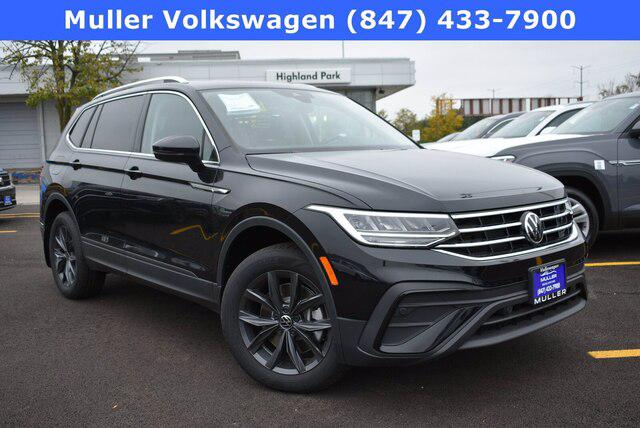 2022 Volkswagen Tiguan SE for sale in Highland Park, IL