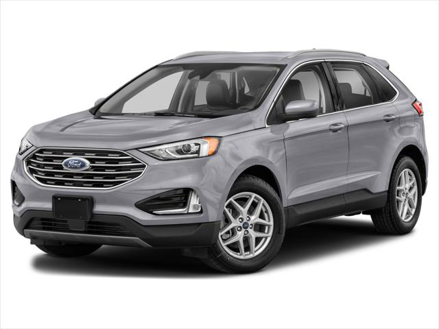 2021 Ford Edge Titanium for sale in South Haven, MI
