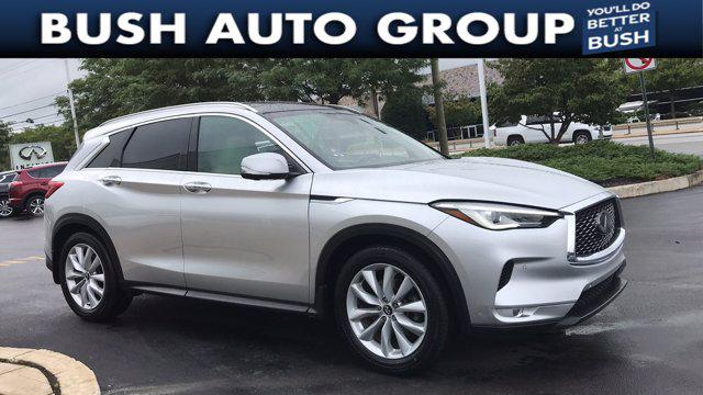 2019 INFINITI QX50 ESSENTIAL for sale in West Chester, PA