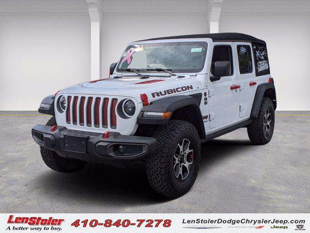 2021 Jeep Wrangler Unlimited Rubicon for sale in Westminster, MD