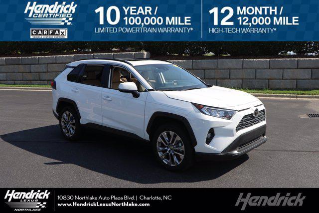 2020 Toyota RAV4 XLE Premium for sale in Charlotte, NC