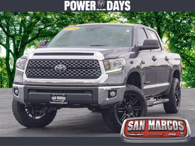 2019 Toyota Tundra 2WD SR5 for sale in San Marcos, TX