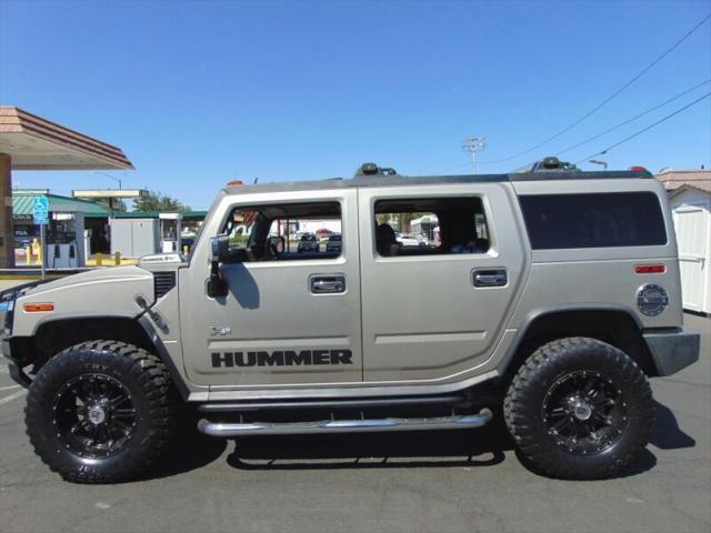 2005 HUMMER H2 SUV for sale in Roseville, CA