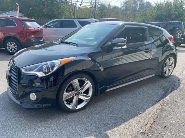 2015 Hyundai Veloster Turbo for sale in Florida, NY
