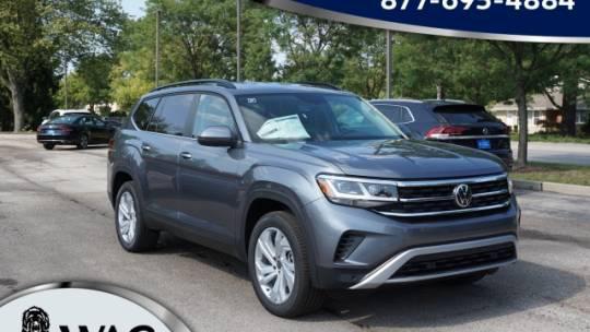 2021 Volkswagen Atlas 3.6L V6 SE w/Technology for sale in Mount Prospect, IL
