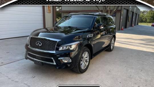 2016 INFINITI QX80 2WD 4dr for sale in Hutto, TX
