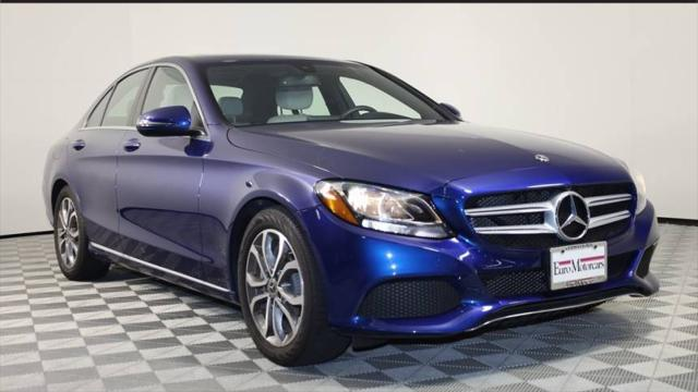 2018 Mercedes-Benz C-Class C 300 for sale in Germantown, MD