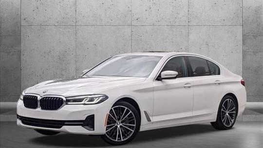 2021 BMW 5 Series 530i xDrive for sale in North Bethesda, MD