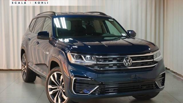 2021 Volkswagen Atlas 3.6L V6 SE w/Technology R-Line for sale in Chicago, IL