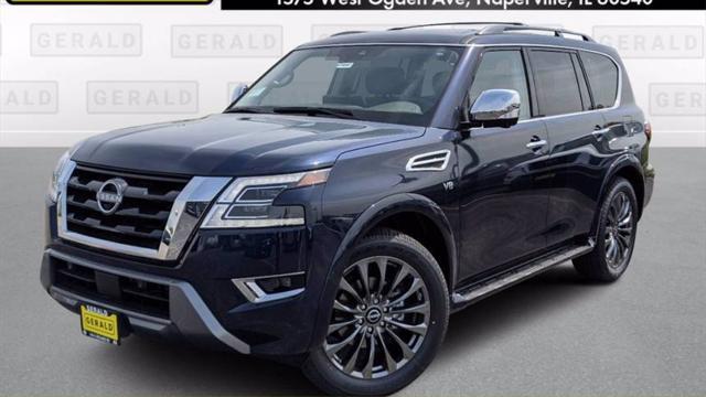 2021 Nissan Armada Platinum for sale in Naperville, IL