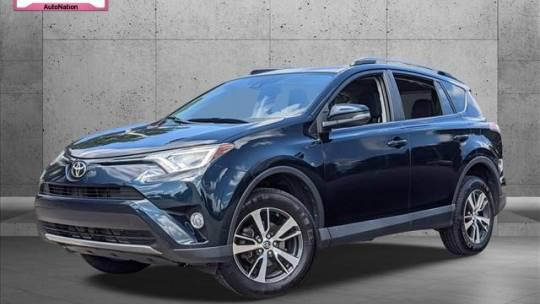 2018 Toyota RAV4 XLE for sale in Fort Myers, FL