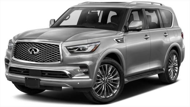 2021 INFINITI QX80 SENSORY for sale in Grapevine, TX