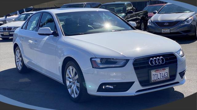 2013 Audi A4 Premium for sale in Concord, CA