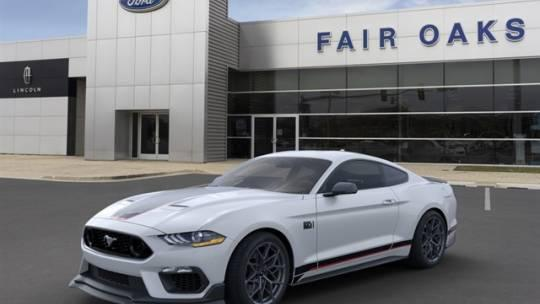 2021 Ford Mustang Mach 1 for sale in Naperville, IL