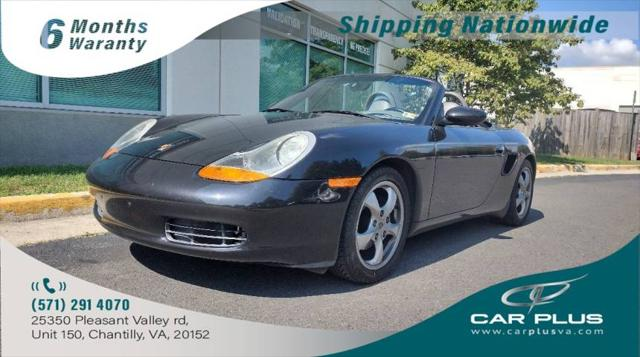 2002 Porsche Boxster 2dr Roadster 5-Spd Manual for sale in Chantilly, VA