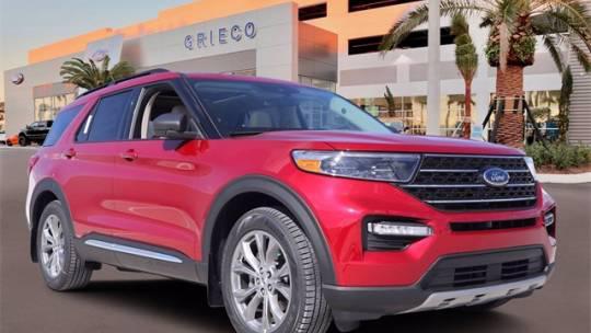 2021 Ford Explorer XLT for sale in Delray Beach, FL